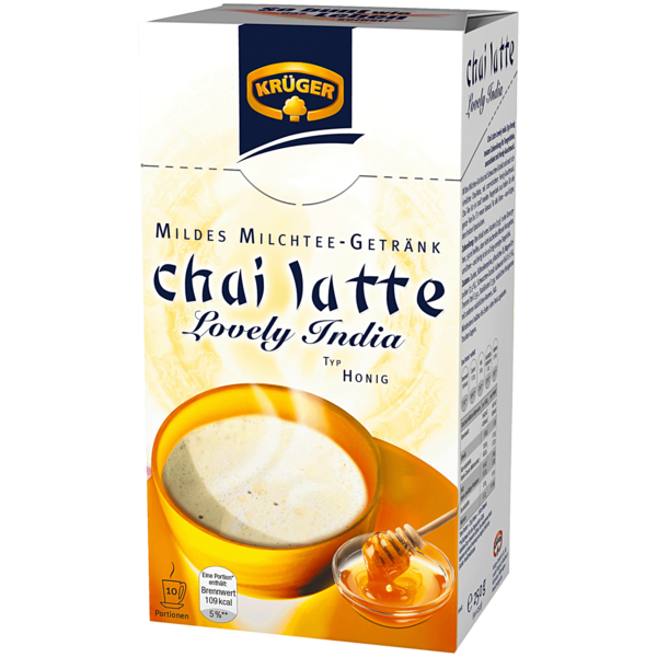 Krüger Chai Latte Lovely India 250g